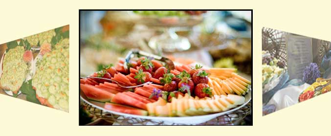 Anne Pearl Catering Fruit Plate