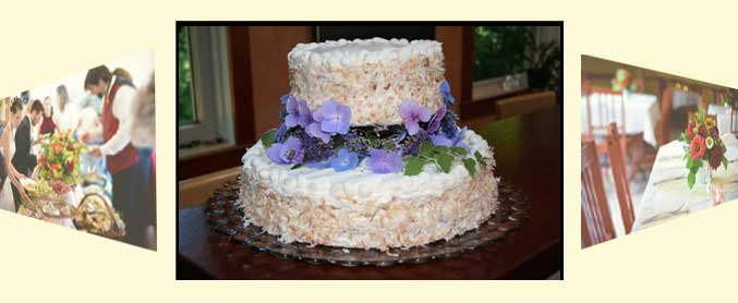 Anne Pearl Catering Cake