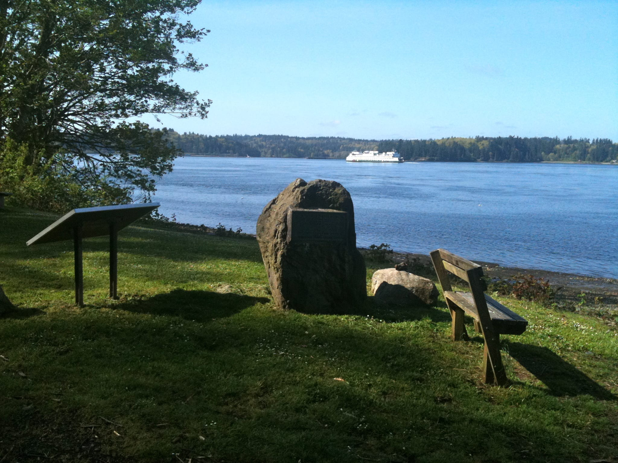 Nature & Birding Itinerary, Bainbridge Island, Fort Ward Park