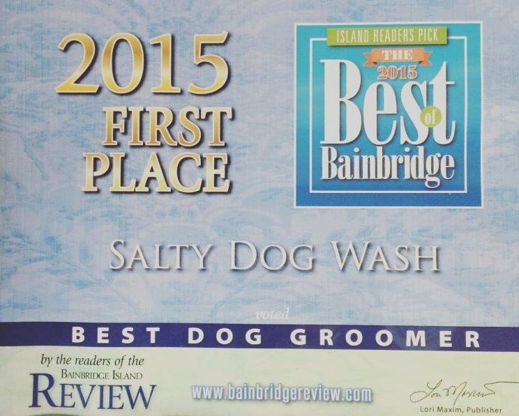 Salty Dog Wash Bainbridge Island