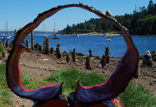 Artists on the Trail Event in Bainbridge Island