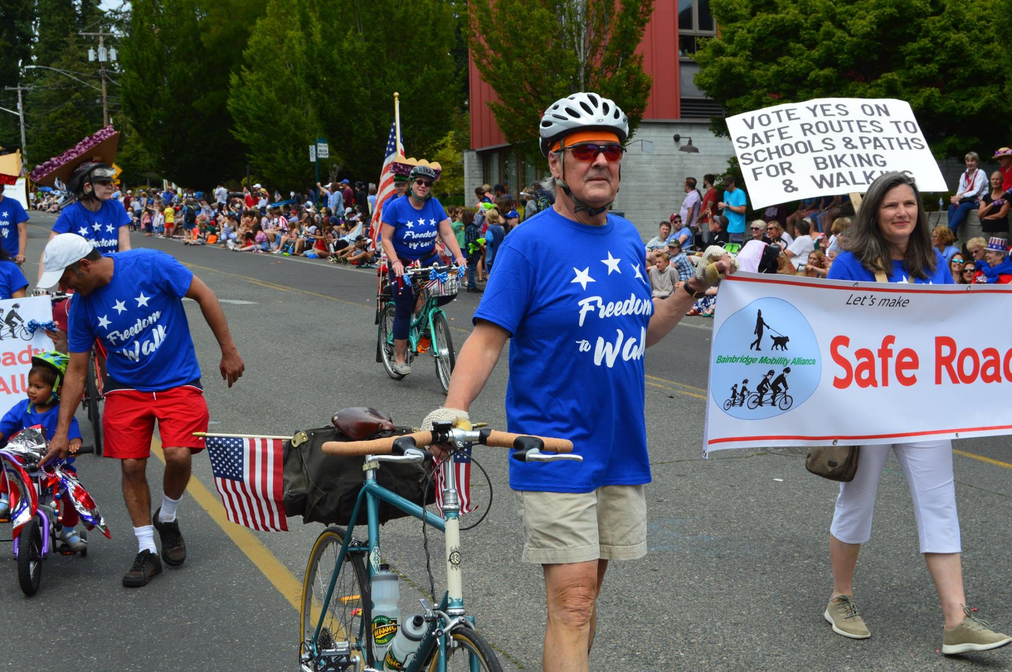 Squeaky Wheels - Bainbridge Bicycle Advocates