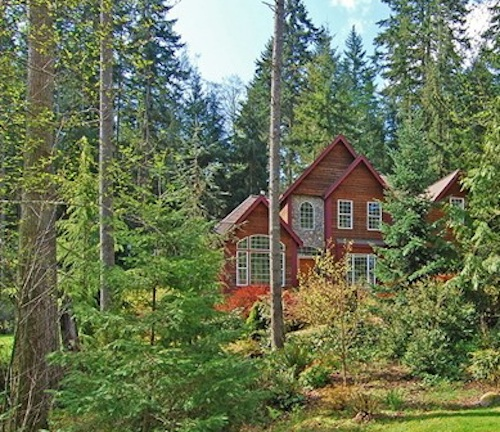 What kind of house can I buy for $500,000 on Bainbridge Island?