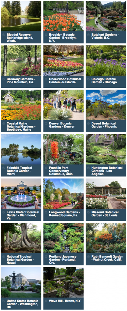 What's the Best Public Garden in Washington State? The Bloedel Reserve, Bainbridge Island!