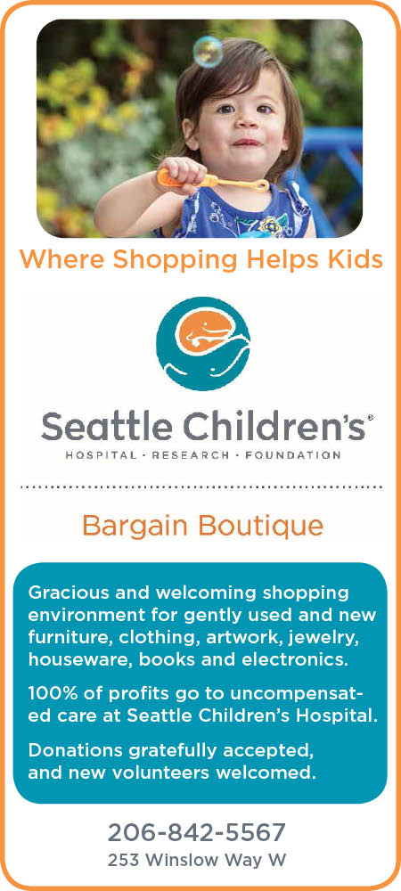 Seattle Childrens Hospital Bargain Boutique